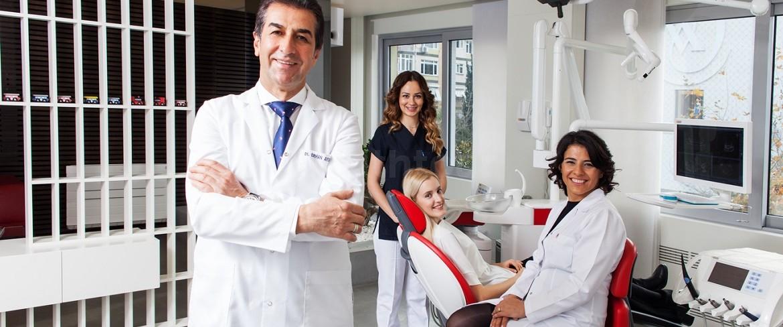 Implantologie Kliniek Istanbul 7