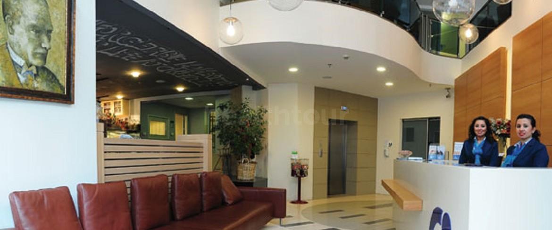 مشفى OTA&Jinemed 1