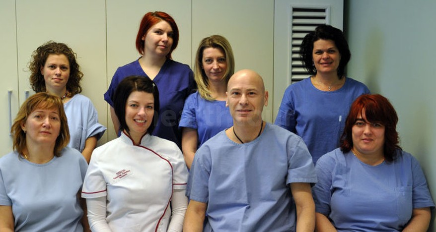 Sikos Plastic Surgery. Hair Transplant Clinic 1