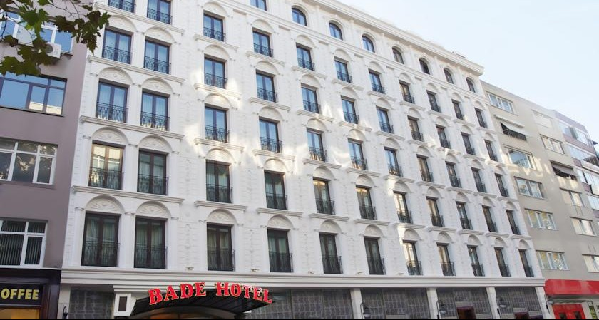 Bade Hotel Şişli 1